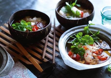Det asiatiske køkken