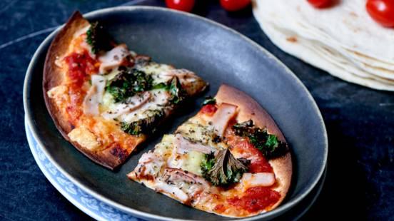 Tømmermandspizza