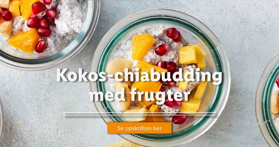 kokos-chiabudding