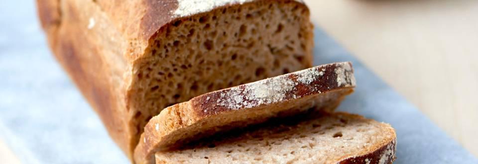 Sandwichbrød med spelt