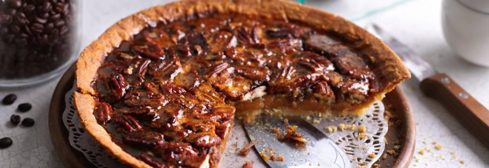 Pekannøddetærte